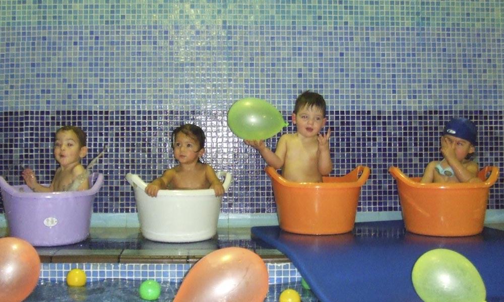 Los beneficios de la natación para el sistema inmunológico de los niños